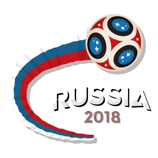 World Cup Logo Transparent PNG - Fifa World Cup 2018 Vector PNG