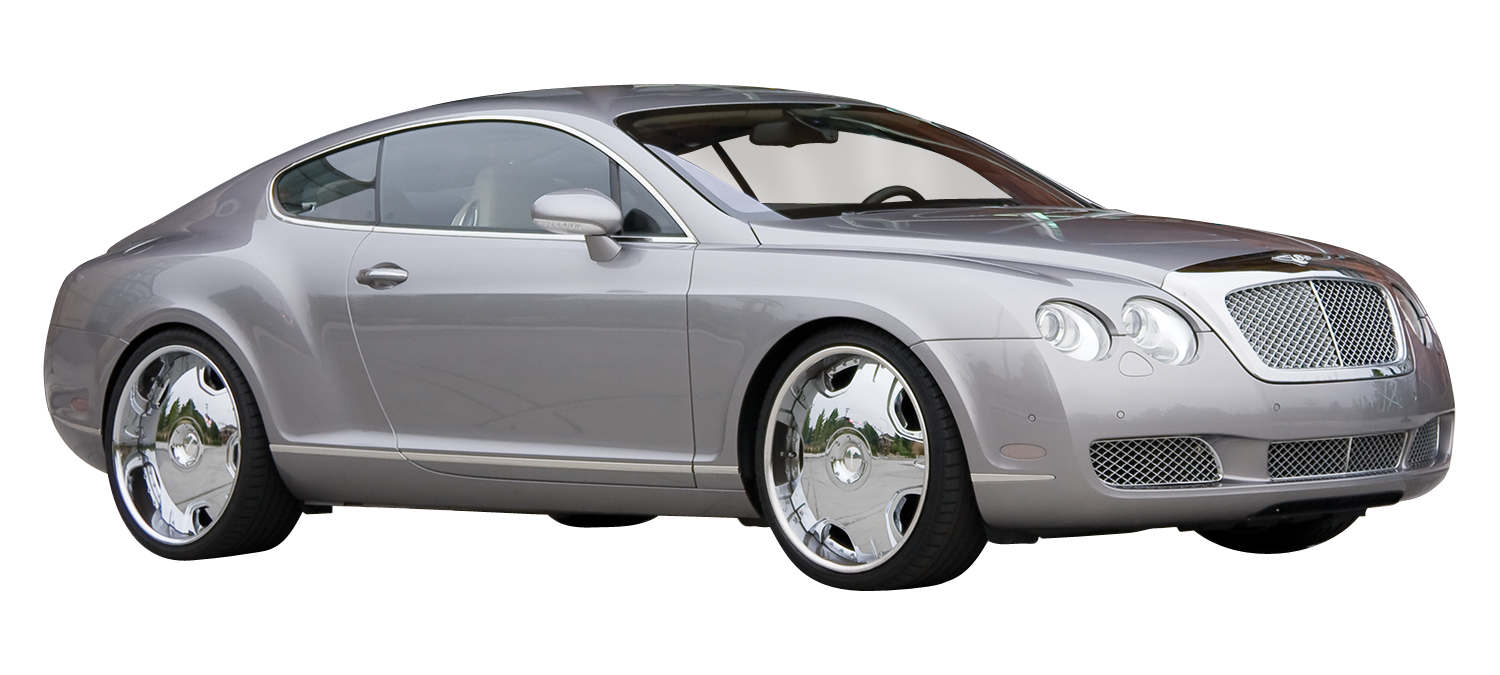 File:2005 Bentley Continental GT Extrior cutout.png - Bentley PNG