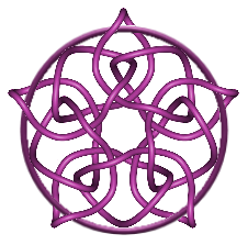 File:Blackberry Circle pentacle.png - Pentacle PNG