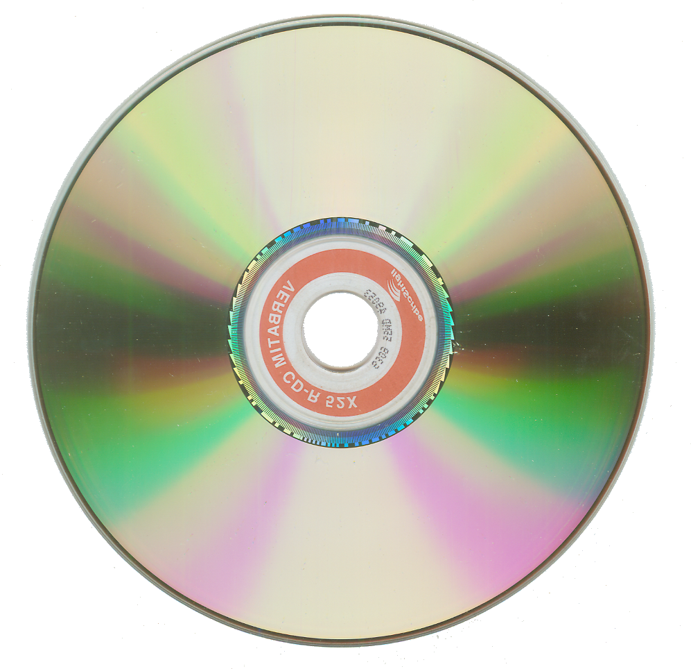 File:Blank cd.png - Compact Disc PNG