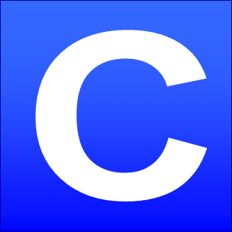 File:Blue square C.PNG - C   PNG