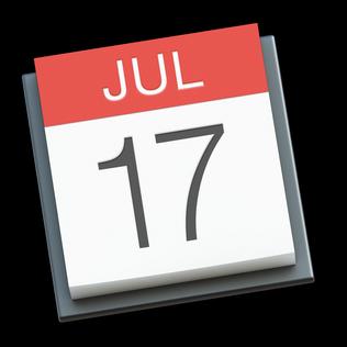 Calendar PNG - 718