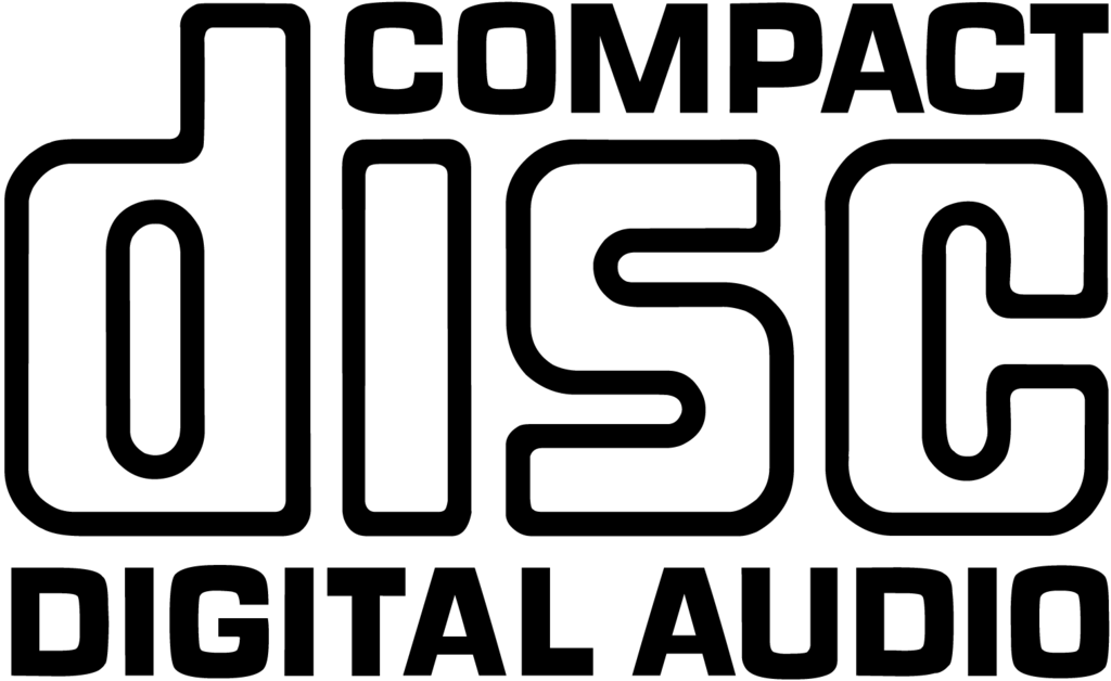 File:CD-AUDIO logo.png - Compact Disc PNG