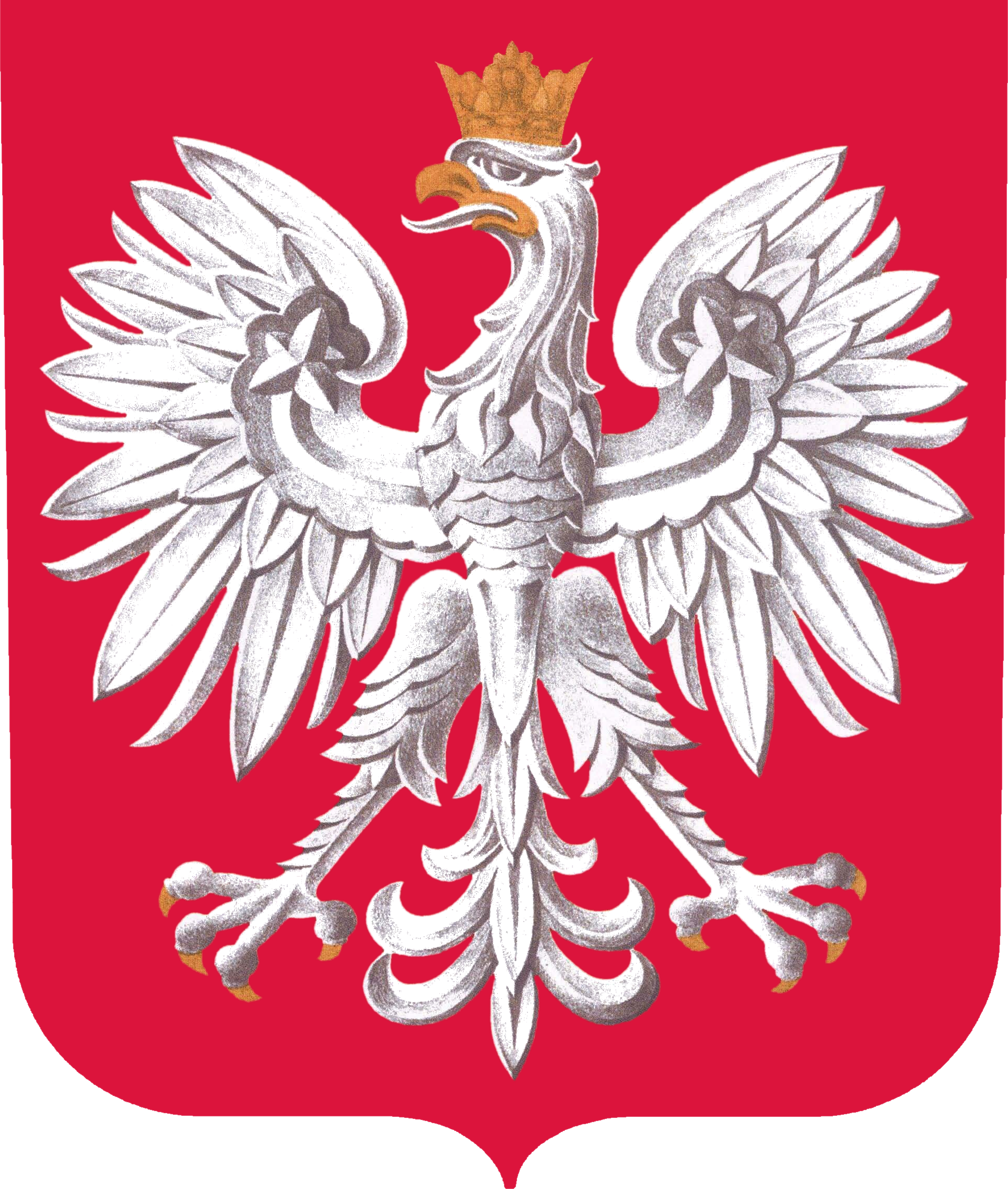 File:Coat of arms of Poland.png - Poland PNG