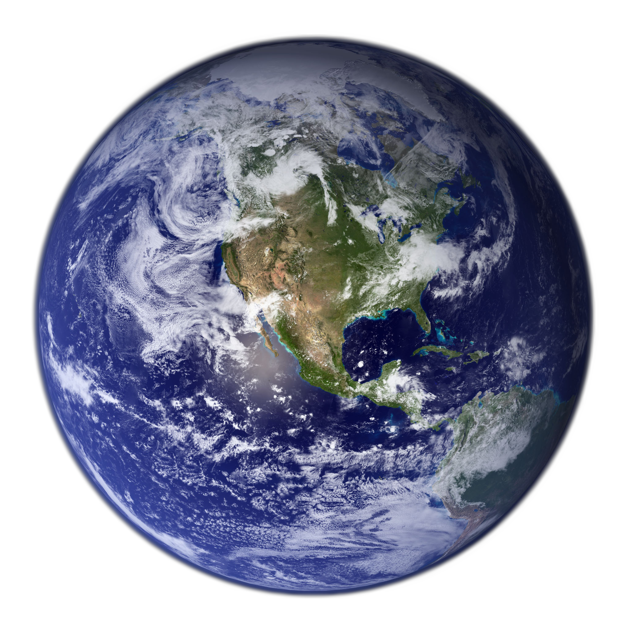 File:Earth Western Hemisphere transparent background.png - Earth PNG