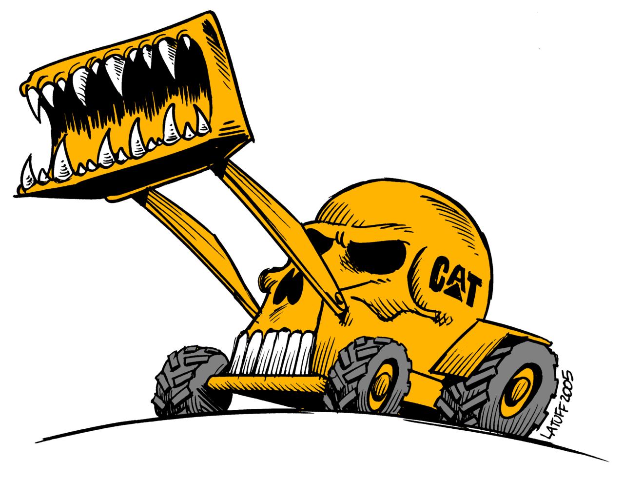 Caterpillar PNG - 1781