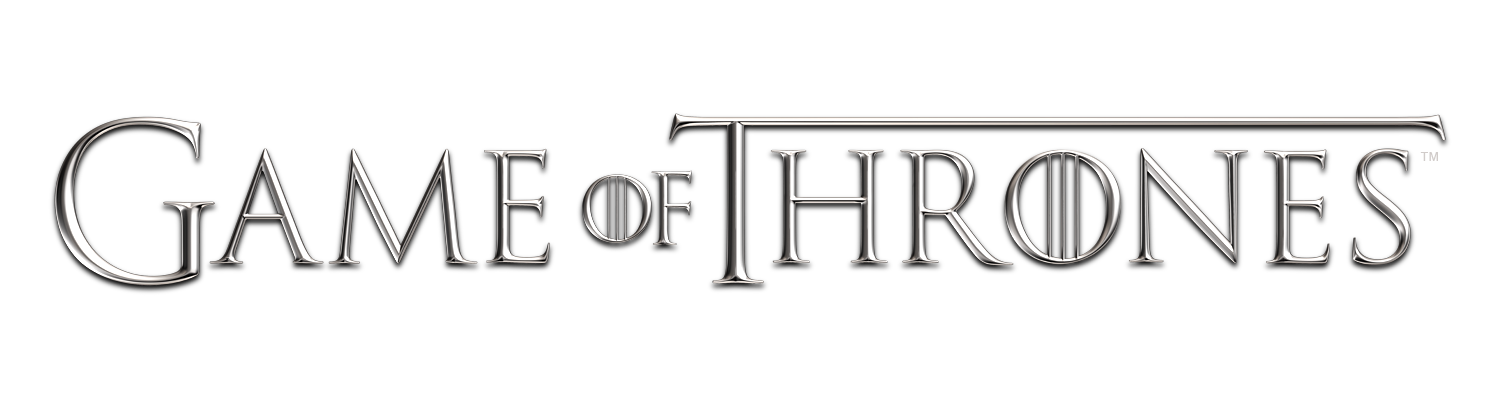 File:Logo Game of Thrones.png - Game Of Thrones PNG
