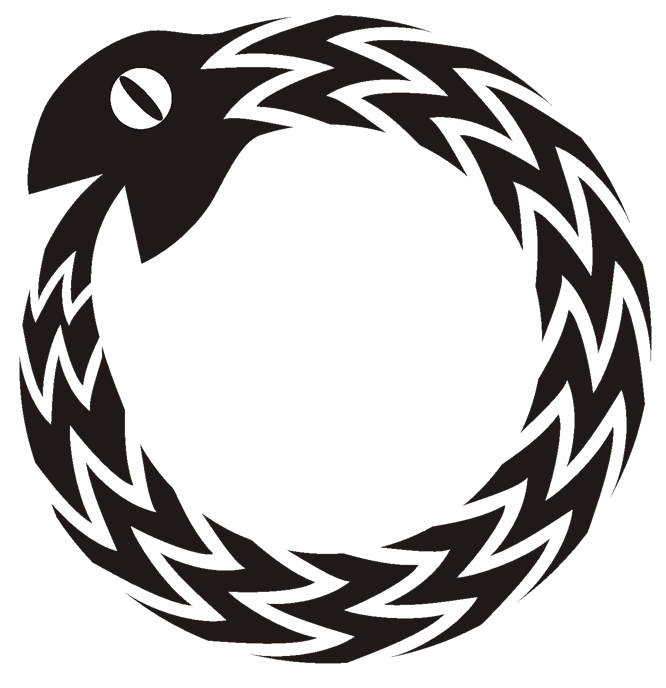 File:Ouroboros-Zanaq.png - Ouroboros PNG