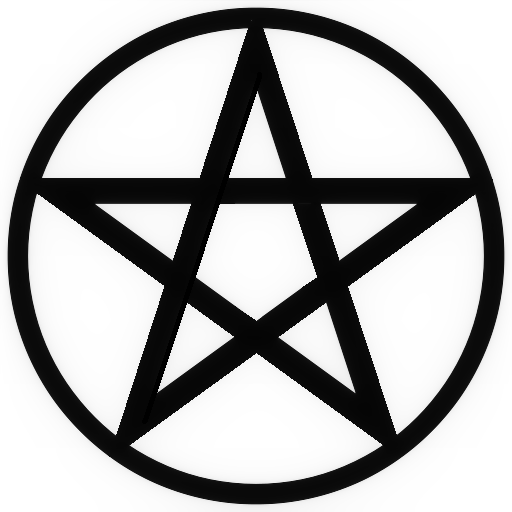Pentacle PNG - 7066