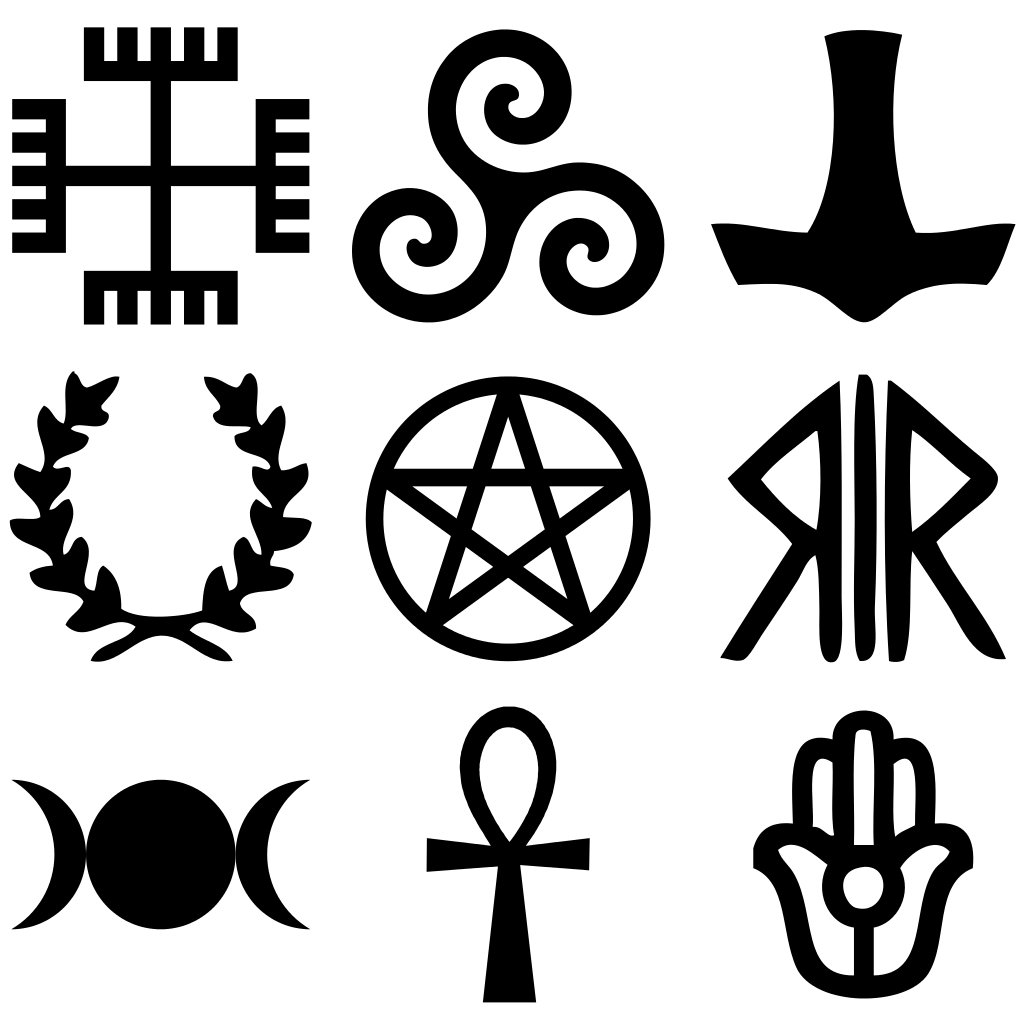 Religion Symbol PNG - 6900