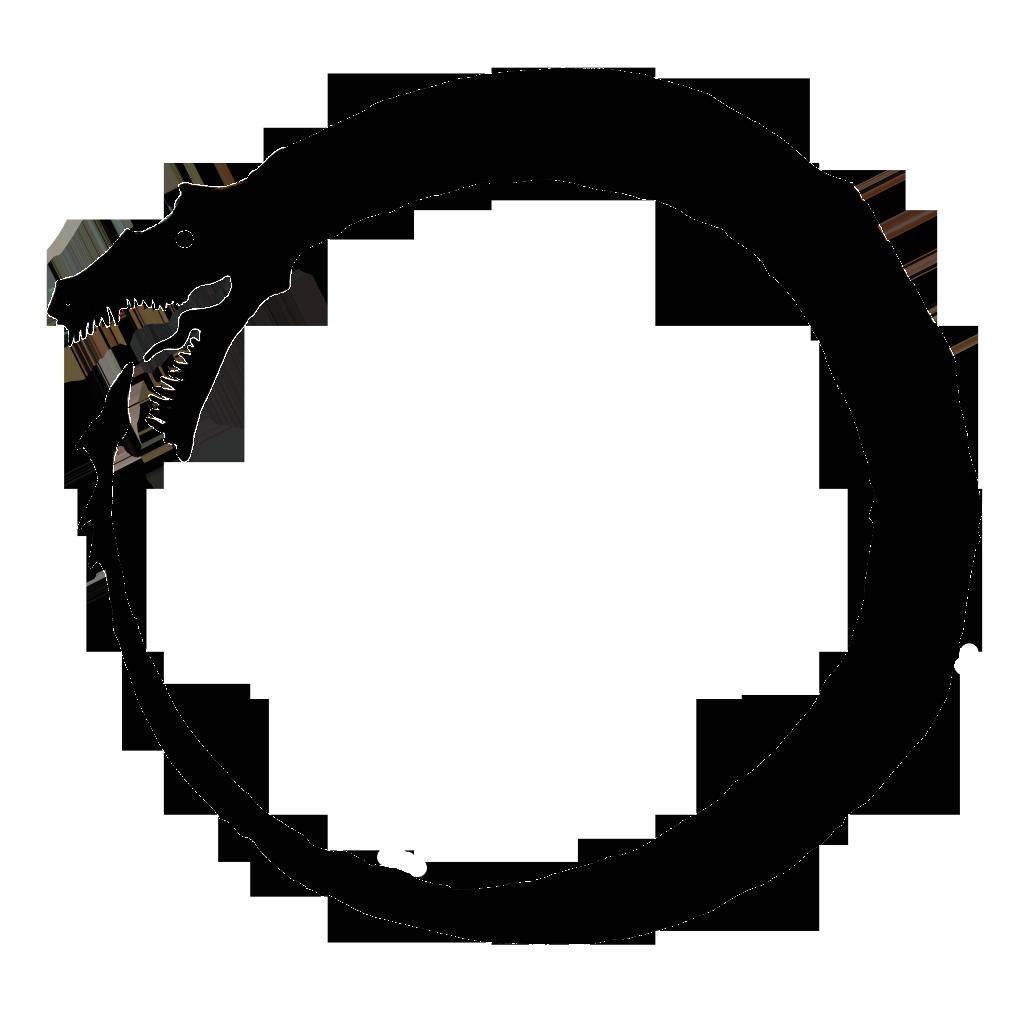 Ouroboros PNG - 7035