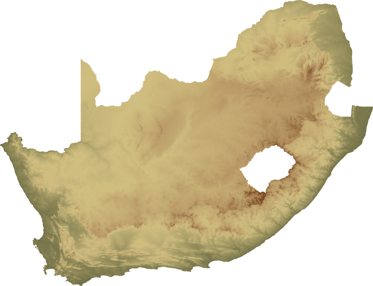 Island PNG - 1640