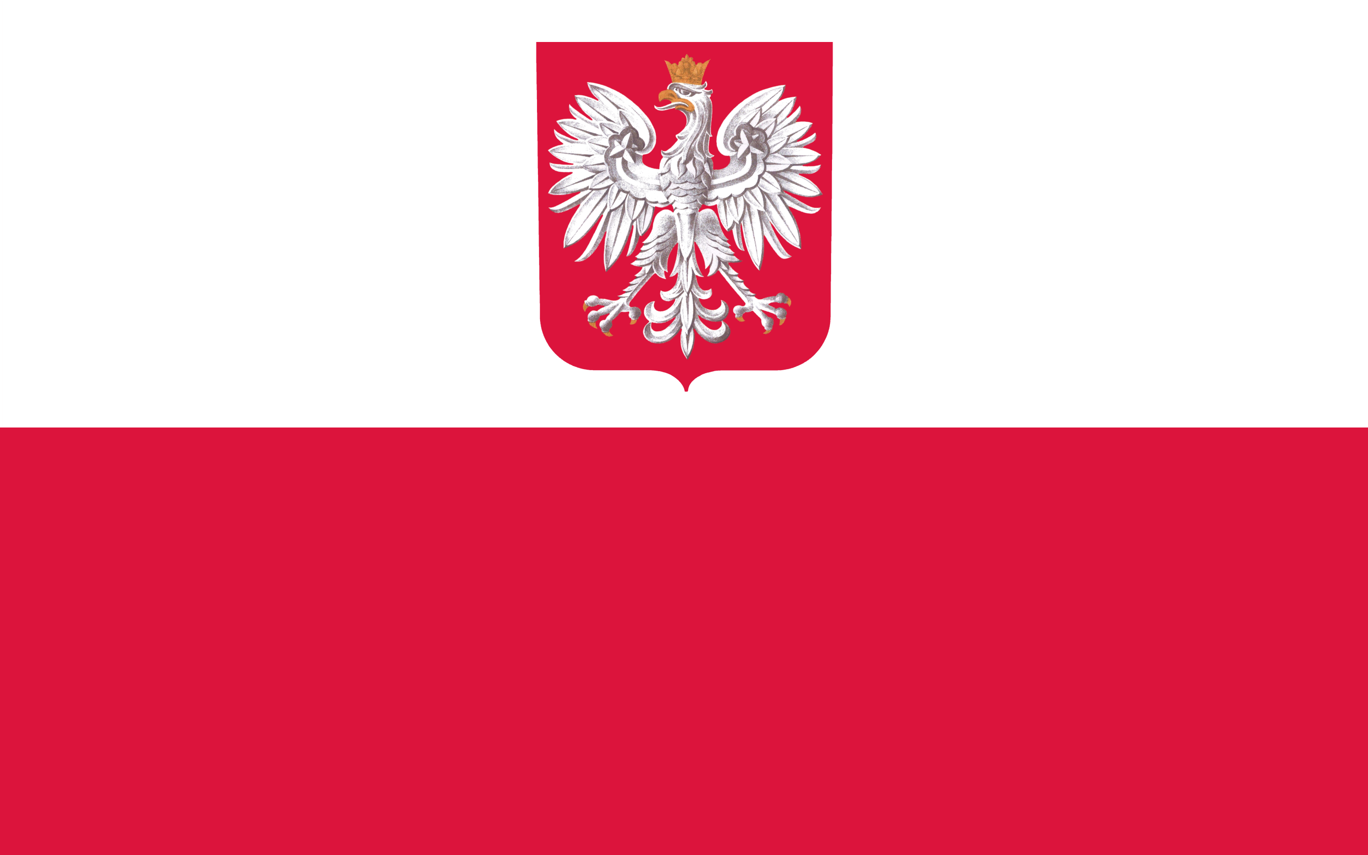 File:State Flag of Poland.png - Poland PNG