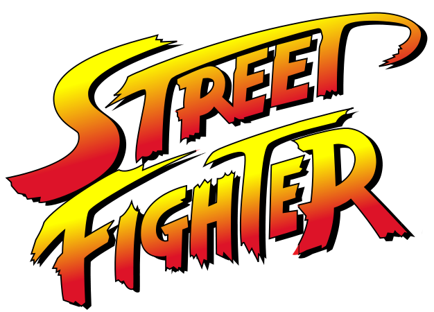 File:Street Fighter old logo.png - Street Fighter PNG