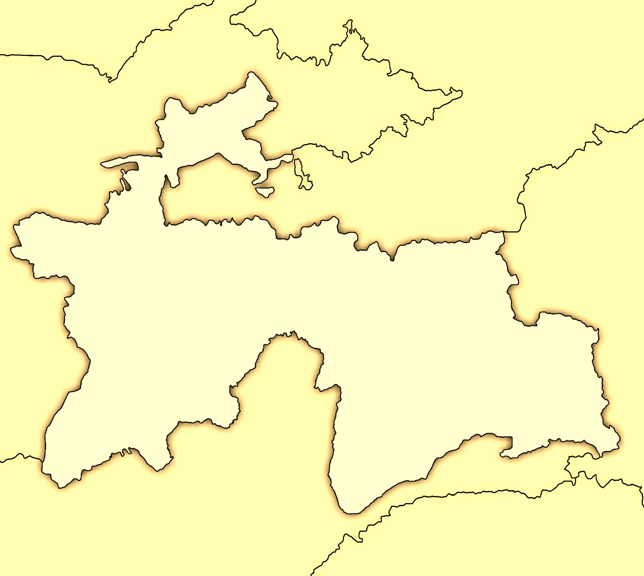 File:Tajikistan map modern.png - Tajikistan PNG
