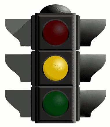 File:Traffic light yellow-766495.png - Traffic Light PNG