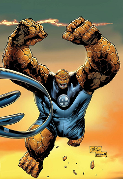 File:Ultimate Thing (Earth 1610).png - Thing PNG