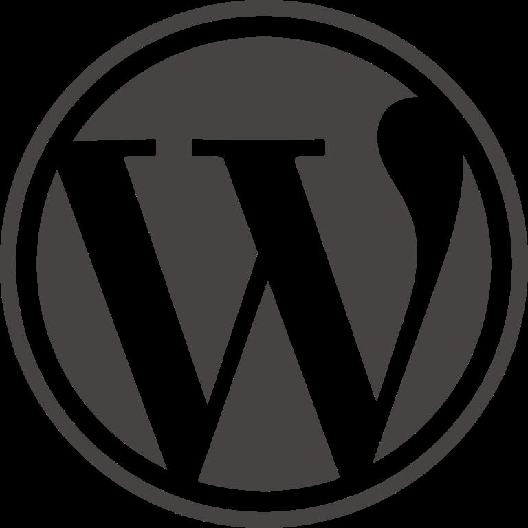 File:Wordpress-Logo.svg - Wordpress Logo PNG