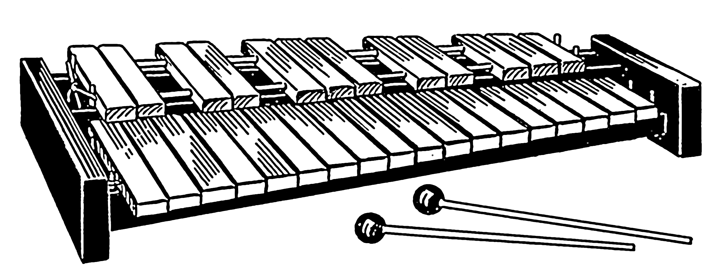 Xylophone PNG - 164