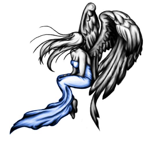 Angel Tattoos PNG - 2530
