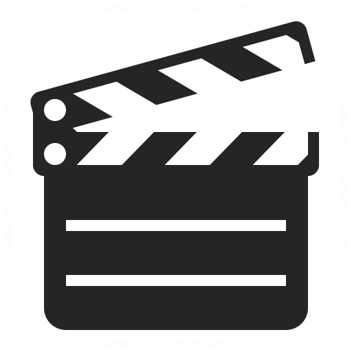 Clapperboard PNG - 4464