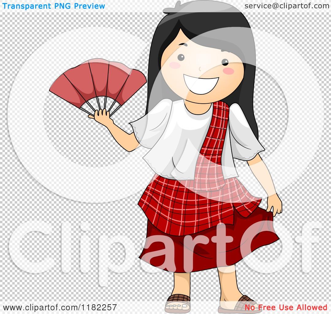 Filipino Costume PNG