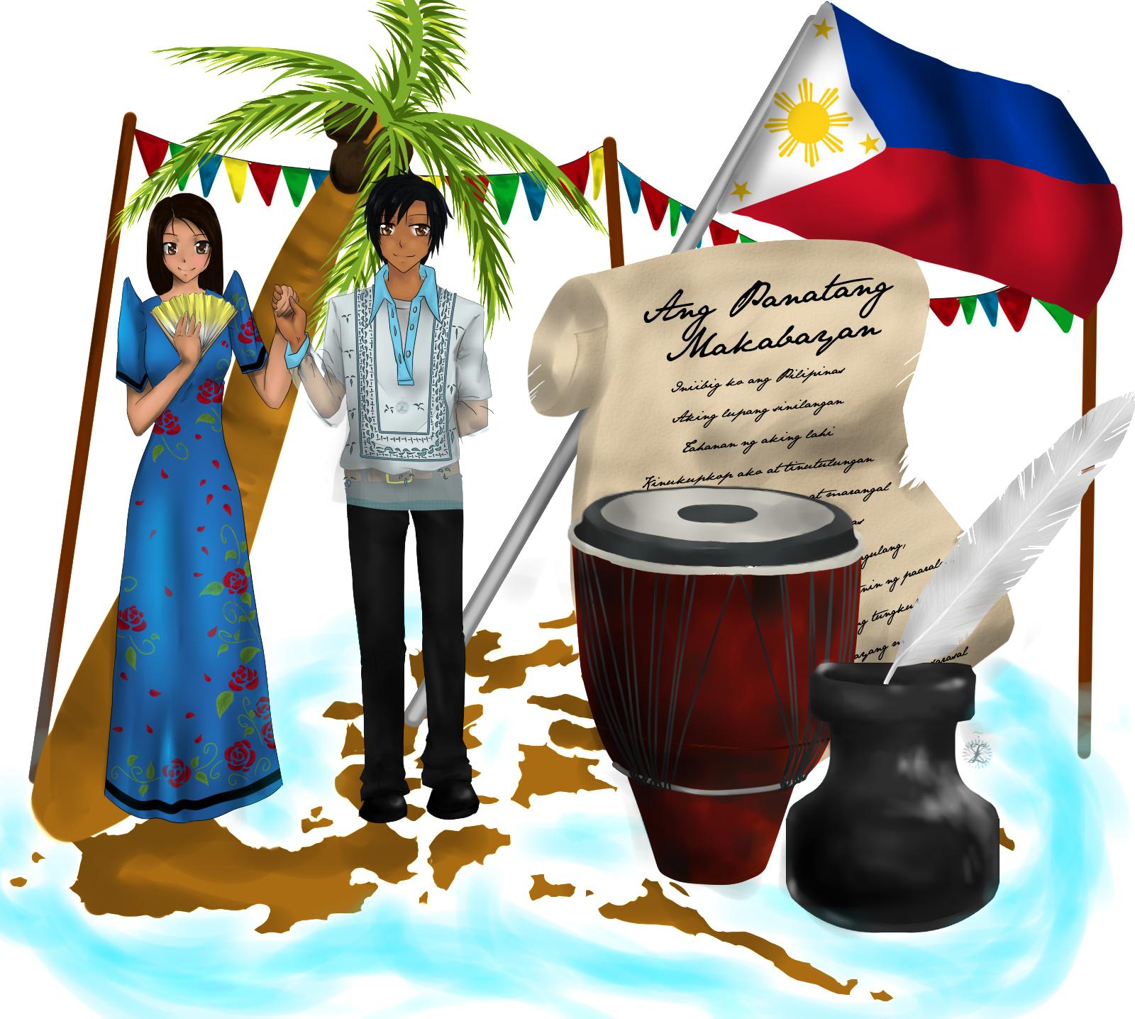 Filipino Costume PNG - 137459