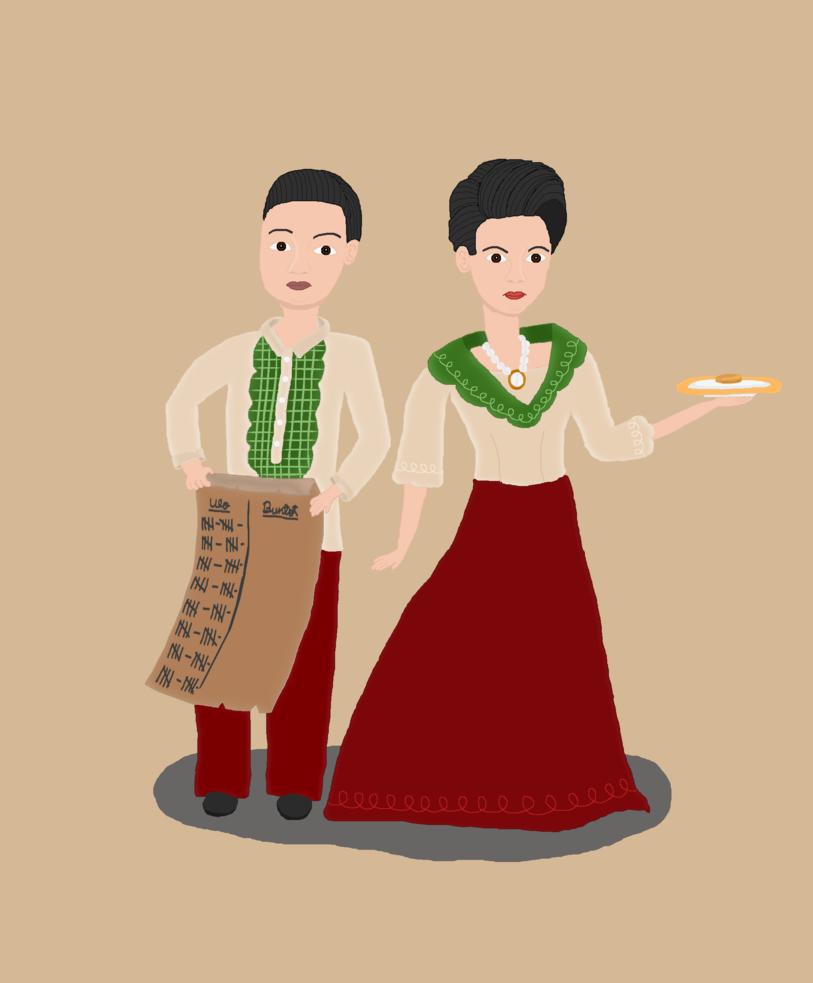 Filipino Costume PNG - 137450