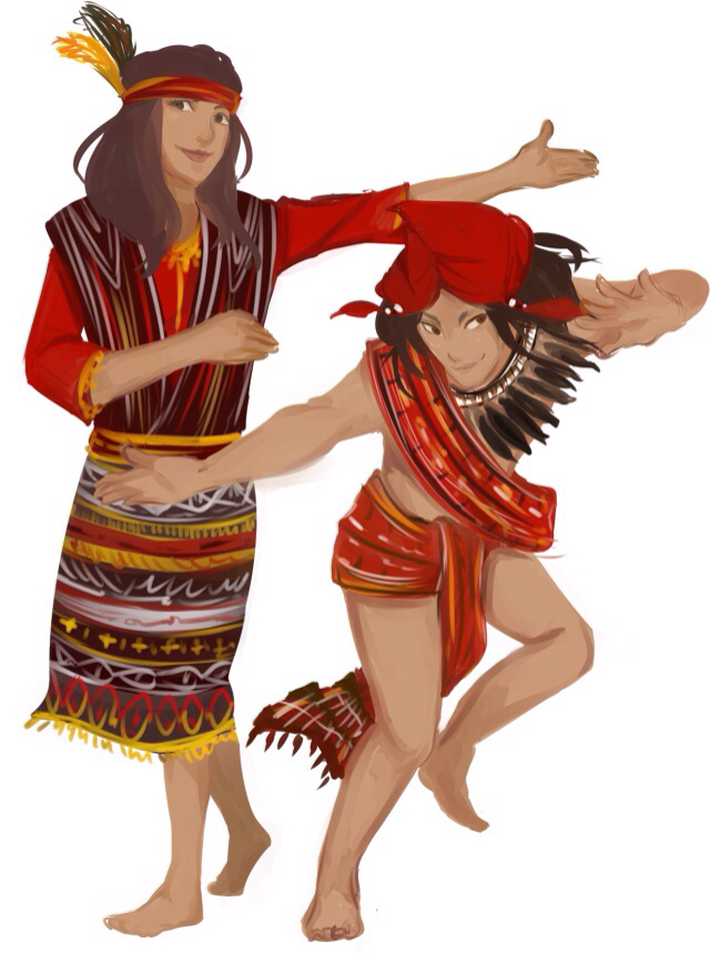 Filipino Costume PNG - 137455
