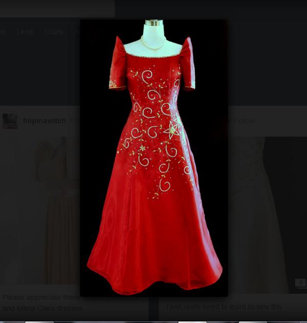 Filipino Costume PNG - 137447