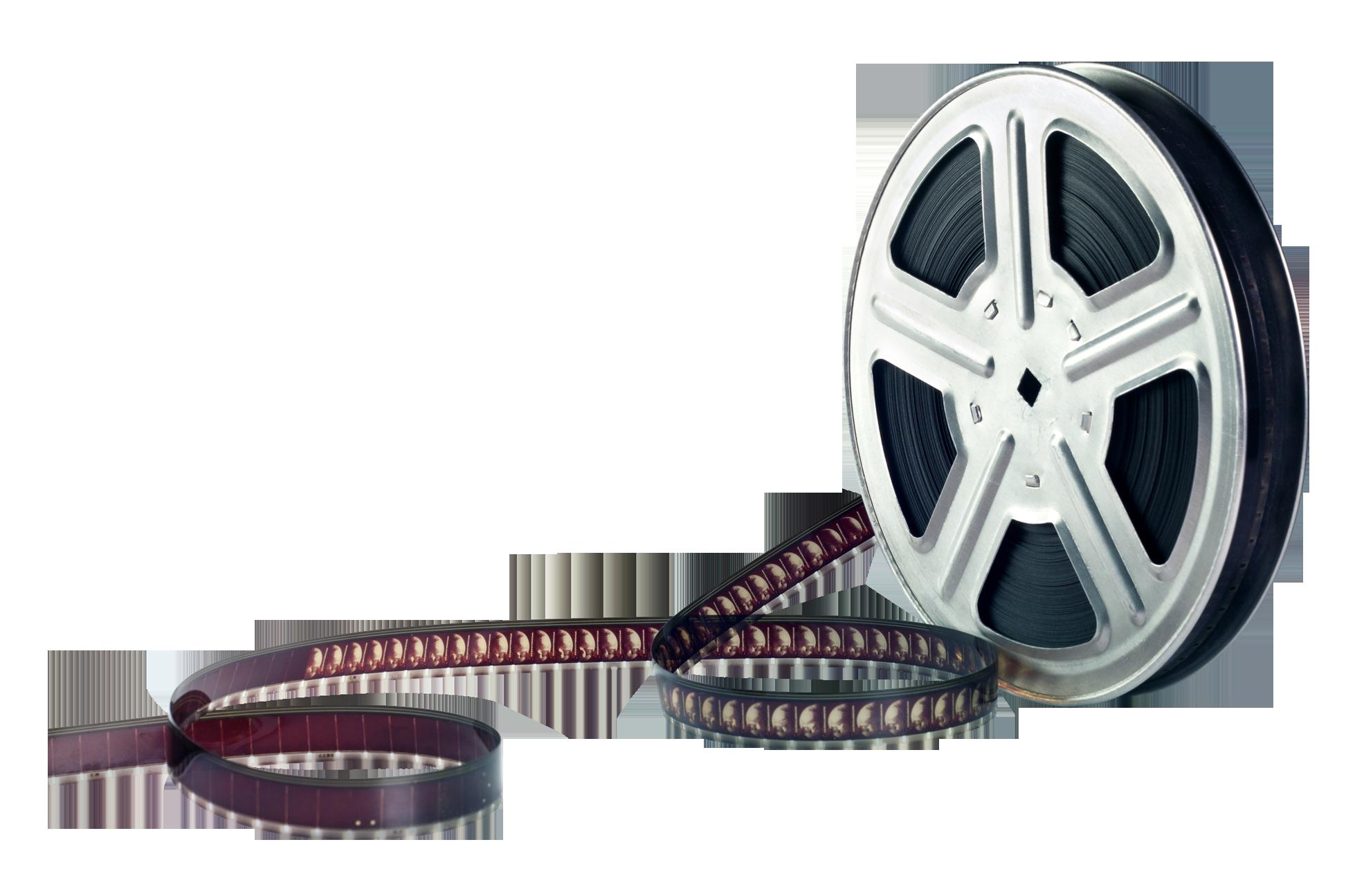 Film Reel PNG - 64805