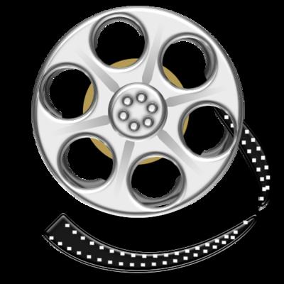 film, media, movie, reel, video icon. Download PNG - Film Reel PNG