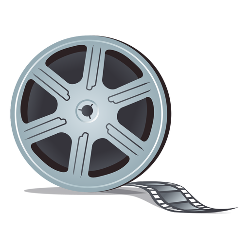 Film Reel PNG - 64819