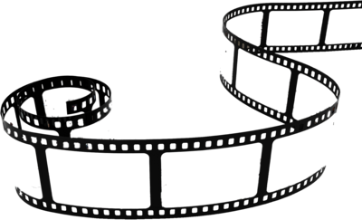Film strip clipart hostted - Film Reel PNG