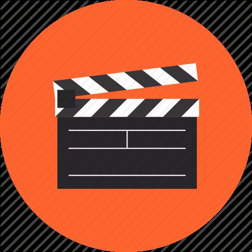 action, cinema, clap board, clapboard, clapper, film, movie, production - Film Studio PNG