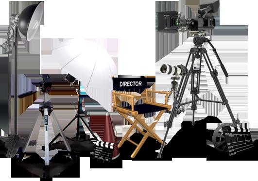 Call - Film Studio PNG