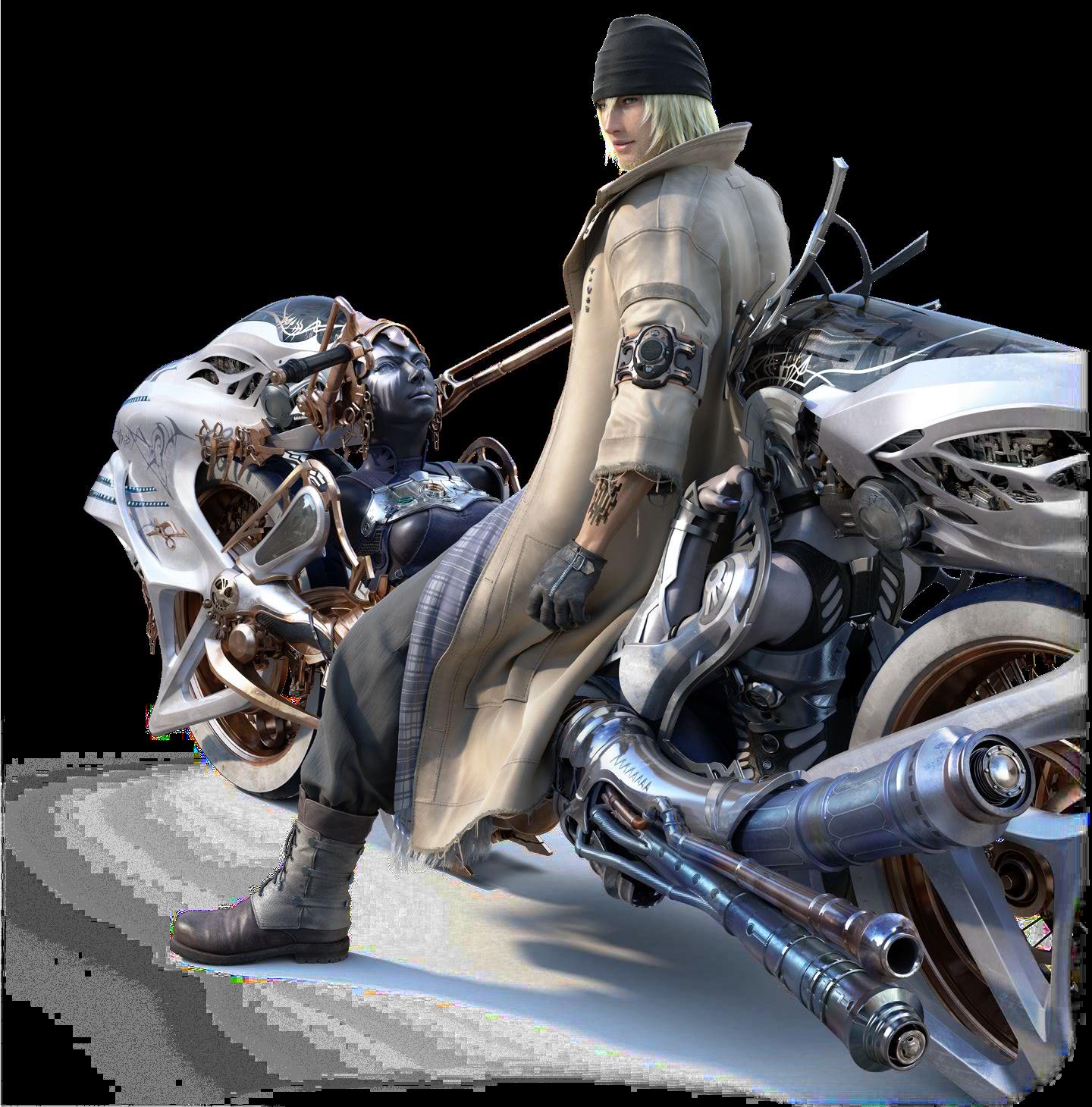 Final Fantasy PNG - 19377