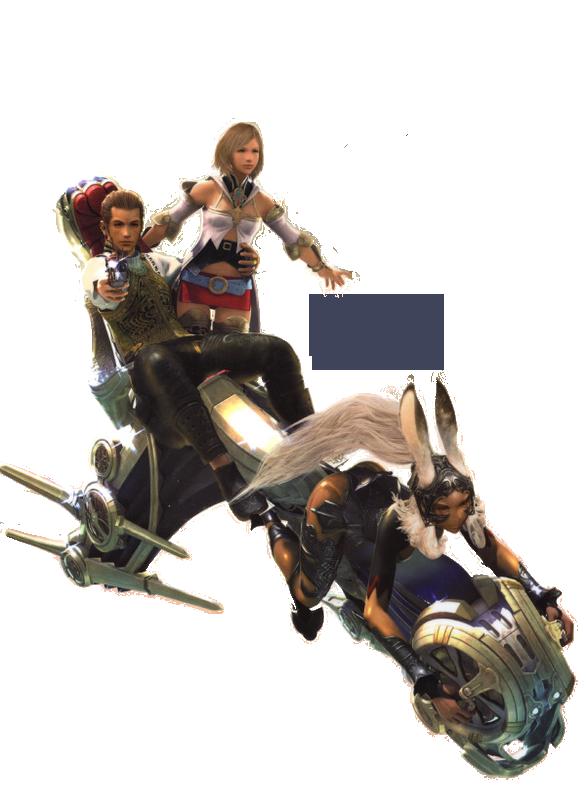 Final Fantasy PNG Transparent Image - Fantasy PNG