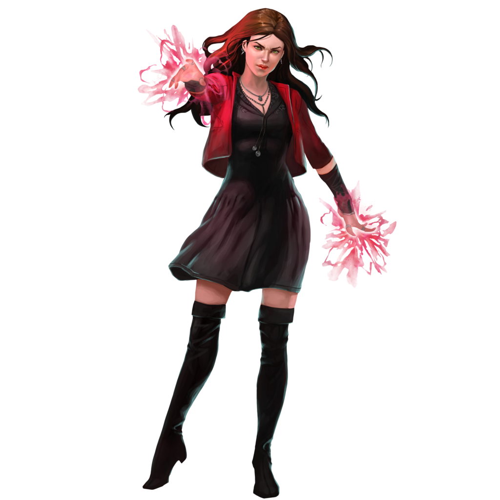 Scarlet Witch PNG - 6159