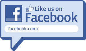 Find Us On Facebook Vector PNG - 34030