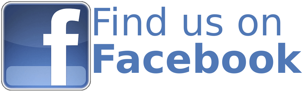 Find Us On Facebook Vector PNG - 34033