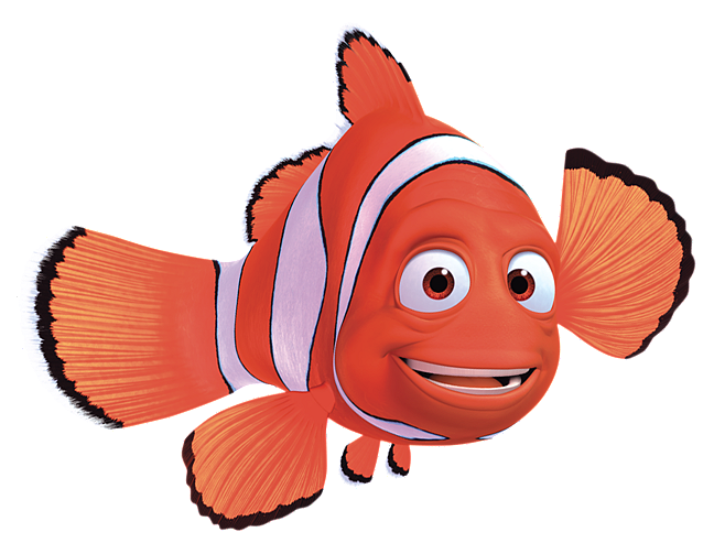Finding Nemo PNG - 74267