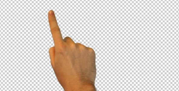 Finger HD PNG - 93652