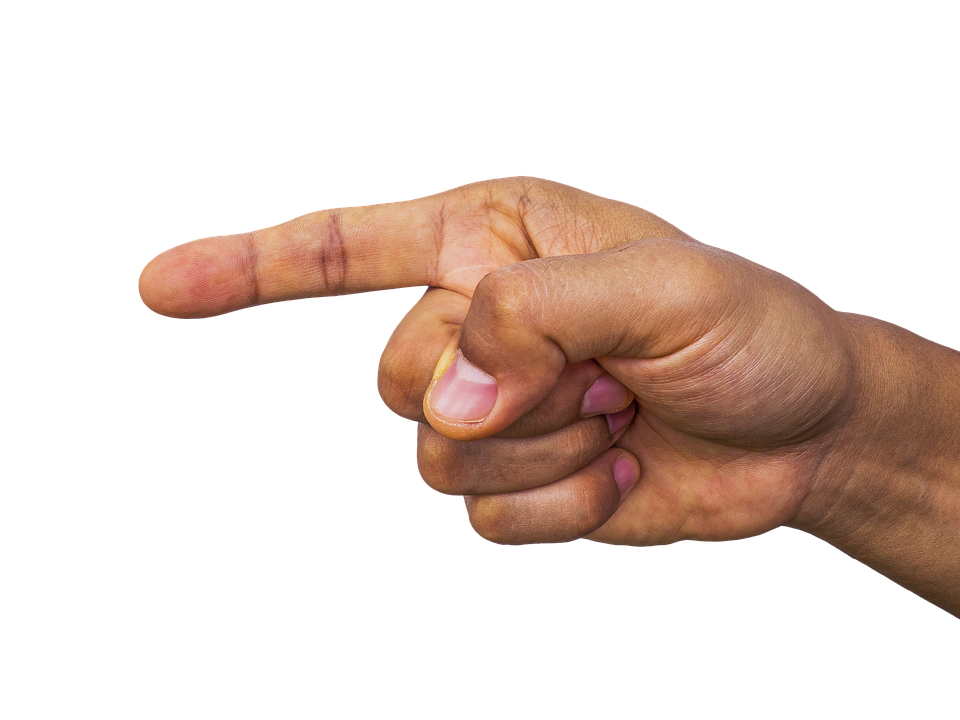 Finger HD PNG - 93665