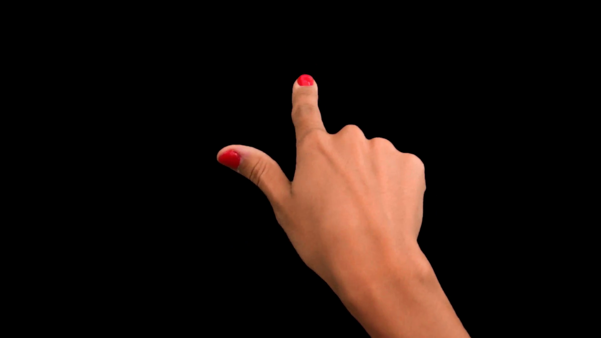 Mobile Device Touch Screen Finger Gestures Full Keyed. A finger taps and  swipes on a screen touch to simulate interacting with a mobile device. - Finger HD PNG