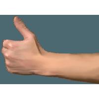 Finger PNG - 3023