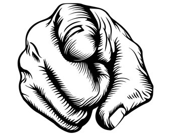 Finger Pointing At You PNG - 167330