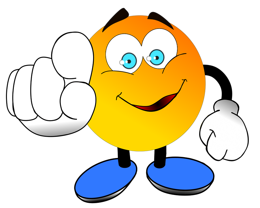 Finger Pointing At You PNG - 167321