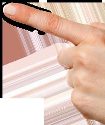 Finger touch PNG image - Finger PNG
