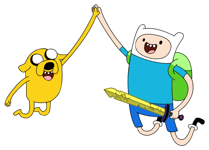 DeviantArt: More Collections Like Finn And Jake By Mlpochea - Finn And Jake PNG